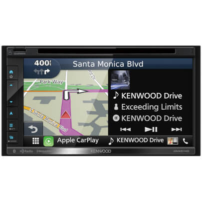 Kenwood DNX574 view 1