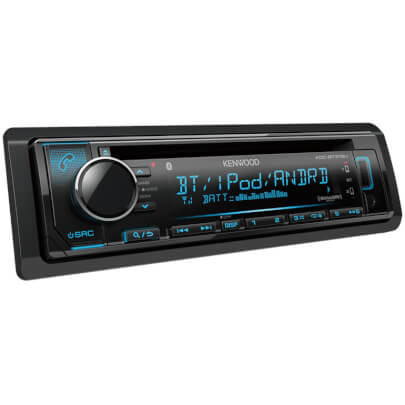 Kenwood KDCBT372 view 2