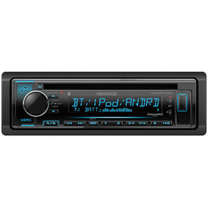 Kenwood KDCBT372 view 1