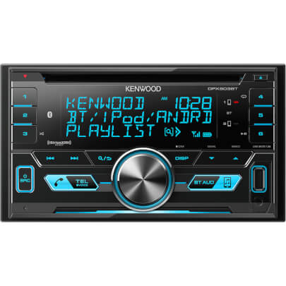 Kenwood DPX503 view 1