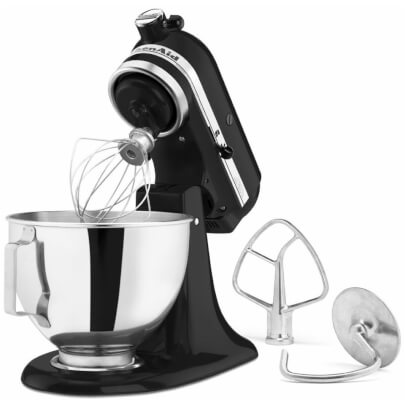 KitchenAid KSM85PBOB view 2