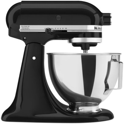 KitchenAid KSM85PBOB view 1