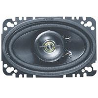 Kenwood 4 x6 in. 2-Way 60-Watt Car Speaker System - KFC4675 - IN STOCK
