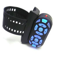 Accele Universal Steering Wheel IR Remote - WIR888 - IN STOCK