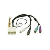 Metra 95 & Up Amplifier Bypass Harness - 70-5603 / 705603 - IN STOCK