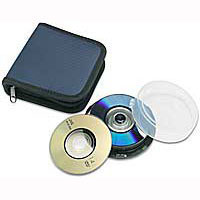 JVC 10 DVD-RW 1.4 GB blank discs for DVD camcorders - VDW14DU10S - IN STOCK