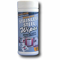 Frigidaire 5305512345 Stainless-Steel Cleaning Wipes - 5305512345 / 5305512345 - IN STOCK