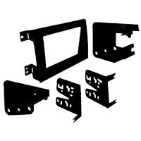 Metra Double Din Installation Kit for 06 Honda Ridgeline - 95-7870 / 957870 - IN STOCK