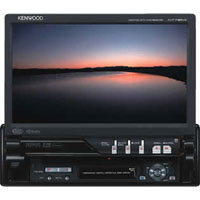 Kenwood 7 In. Indash LCD/DVD/WMA/AAC/USB MultiMedia Receiver - KVT-719DVD / KVT719 - IN STOCK