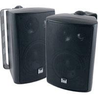 Dual 4 in. 3-Way Indoor / Outdoor Loudspeakers (pr.) - LU43PB - IN STOCK