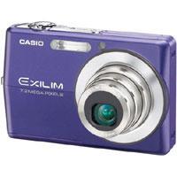 Casio Exilim 7.2 Megapixel Digital Camera (Blue) - EX-Z700BE / EXZ700BE - IN STOCK
