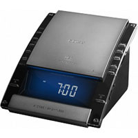 Sony AM/FM/MP3/CD Digital Clock Radio - ICF-CD7000BLK / ICFCD7000 - IN STOCK