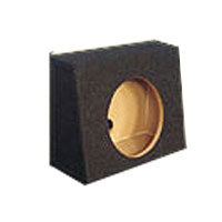Atrend 8 in. Subwoofer Single Truck Enclosure - 8TK - IN STOCK