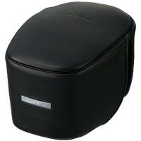 Sony Leather Jacket Case for DSCH Series Cameras - LCJ-HD / LCJHD - IN STOCK