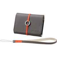 Sony Heather Soft Leather Carrying Case - LCS-TWB/H / LCSTWBH - IN STOCK