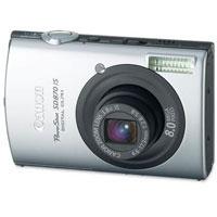 Canon PowerShot 8.1 Megapixel Digital Camera (Silver) - PowerShot SD 870IS / POWERSD870 - IN STOCK