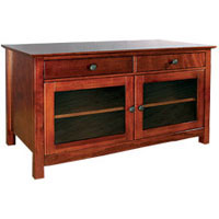 Bell'O Real Wood Audio Video System Cabinet - WAVS320 - IN STOCK