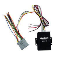 Metra Factory Radio Interface Harness for GM Vehicles - GMRC05 - IN STOCK