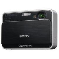 Sony Cyber-Shot 8.1 Megapixel Digital Camera (Black) - DSC-T2B / DSCT2 - IN STOCK