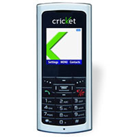 Cricket EZ Cellphone - J88B - IN STOCK