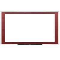 Sony XBR 40 in. Designer Color Bezel Trim (Scarlet Red) - CRU-40X1RED / CRU40X1R - IN STOCK