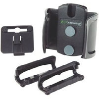 Bracketron Docking Cradle Mount for iPod (Black) - IPM-202BL / IPM202BL - IN STOCK