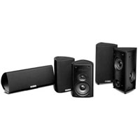 Polk Audio 5-piece Home Theater Speaker Package - RM855PK / RM85 - IN STOCK