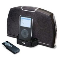 Cyber Acoustics Portable Digital iPod Docking Speaker - CA-491 / CA491 - IN STOCK