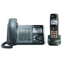 Panasonic DECT 6.0 Digital 2 Line Expandable Cordless Phone System - KX-TG9391 / KXTG9391T - IN STOCK