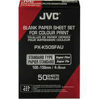 JVC Printer Paper for GVSP2 - PXK50SFA - IN STOCK