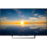 Sony XBR43X800D 43 in. Smart 4K Ultra HD Motionflow XR 240 Android LED UHDTV - XBR-43X800D / XBR43X800D - IN STOCK