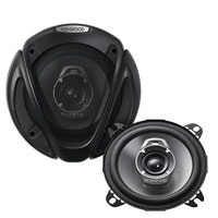 Kenwood 4 in. 3-Way Speaker System - KFC-1062S / KFC1062 - IN STOCK