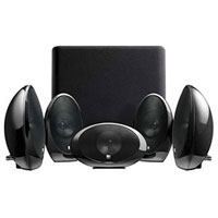 KEF 5.1-channel Home Theater System (Black) - KHT-1005.2 / KHT10052 - IN STOCK