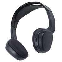 Farenheit Wireless Infrared Headphone - WLHP-100 / WLHP100 - IN STOCK
