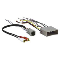 Metra Amp Integration Harness for Aftermarket Radios - 70-5521 / 705521 - IN STOCK