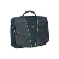 Motion Systems 17 in. Laptop Messenger Case - ICON20TAGRY - IN STOCK