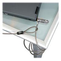 Kensington ComboSaver Portable Notebook Computer Lock - K64561US - IN STOCK