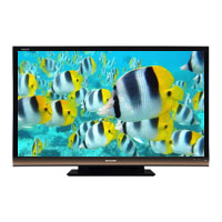 Sharp AQUOS LC65E77 65 in. 1080p 120Hz Fine Motion Advanced LCD TV - LC-65E77UM / LC65E77 - IN STOCK