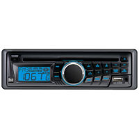 Dual CD Receiver AM/FM/USB Player - XD1222 - IN STOCK