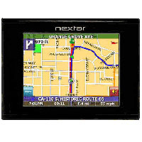 Nextar Navigation System with Turn by Turn voice prompts - M3 - IN STOCK