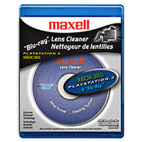 Maxell Blu-ray Lens Cleaner  - 190054 - IN STOCK
