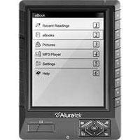 Aluratek Libre eBook Reader Pro (Black) - AEBKO1F - IN STOCK