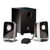 Logitech LS21 2.1 Stereo Speaker System - 980000058 - IN STOCK