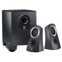 Logitech Compact 25-Watt 2.1 Speaker System - 980000382 - IN STOCK
