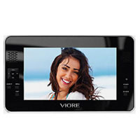 Viore PLC7V96 7� Portable LCD TV - PLC7V96 - IN STOCK