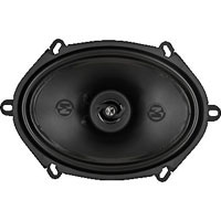 Memphis Audio 5 in. x 7 in. 2 Way Car Speakers - 15-PR572V2 / PR572V2 - IN STOCK