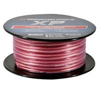 Monster XP Clear Jacket 20 ft. Compact Speaker Cable  - XPMS-20 / XPMS20 - IN STOCK