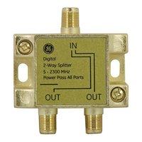 G.E. Digital 2 Way Video Splitter - 87623 - IN STOCK