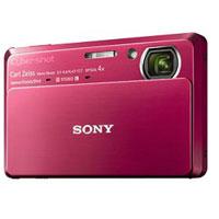 Sony Cyber-Shot 10.2 Megapixel Digital Camera (Red) - DSC-TX7/R / DSCTX7R - IN STOCK