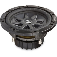 Kicker 12 in. 800 Watts Dual 4 Ohm Comp VR Series Car Subwoofer - 10CVR124 - IN STOCK